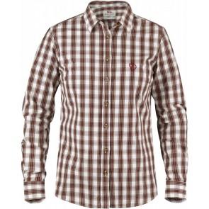 FjallRaven Sormland Shirt LS W Chestnut-20