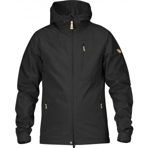 FjallRaven Sten Jacket Black-20