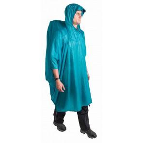 Sea To Summit Ultra-Sil Nano 15D Tarp-Poncho Blue-20