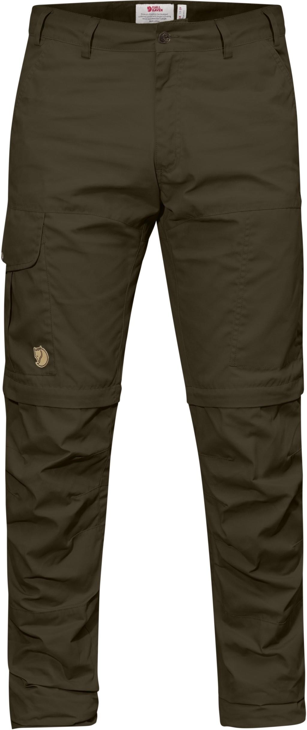 FjallRaven Karl Pro Zip-Off Trousers
