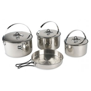 "Tatonka Family Cook Set ""L""-20"