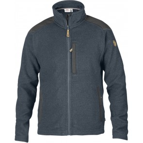 FjallRaven Buck Fleece Graphite-20
