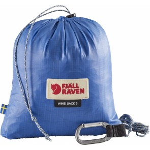 FjallRaven Wind Sack 3 UN Blue-20