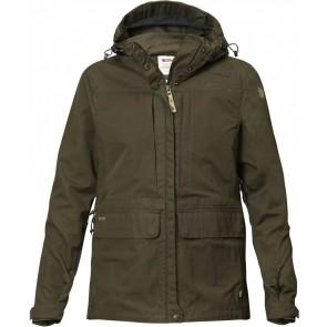 FjallRaven Lappland Hybrid Jacket W Dark Olive-20