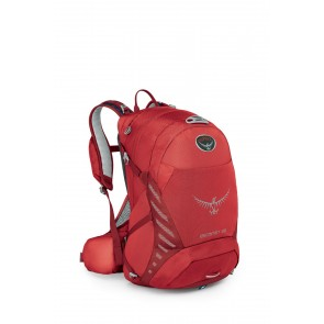 Osprey Escapist 25 Cayenne Red-20
