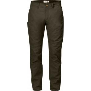 FjallRaven Sormland Tapered Trousers Dark Olive-20