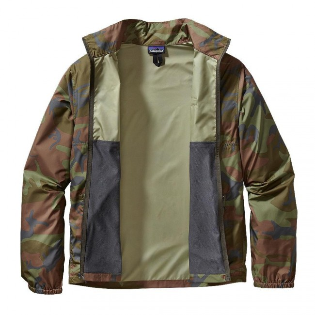 Patagonia Light Amp Variable Jacket Forest Camo Lv Hickory En