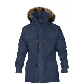 FjallRaven Sarek Winter Jacket Dark Navy-20