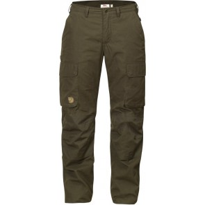 FjallRaven Brenner Pro Winter Trousers W Dark Olive-20