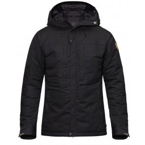 FjallRaven Skogso Padded Jacket Black-20