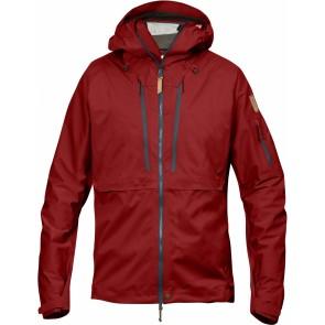 FjallRaven Keb Eco-Shell Jacket Lava-20