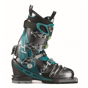 Scarpa T1 Thermo Antracite/Teal-20