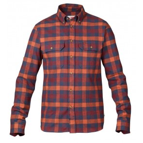FjallRaven Skog Shirt Navy-20