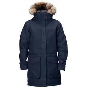 FjallRaven Barents Parka Dark Navy-20