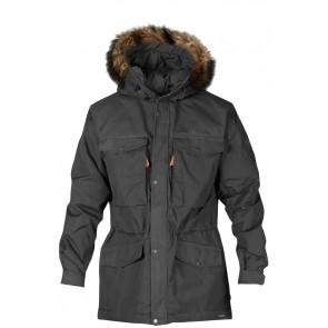 FjallRaven Sarek Winter Jacket Dark Grey-20
