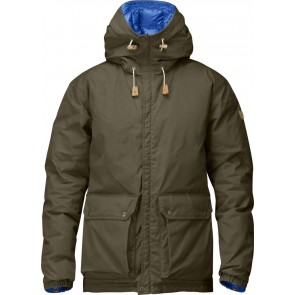 FjallRaven Down Jacket No.16 Dark Olive-20