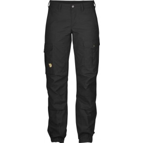 FjallRaven Alta Trousers Black-20