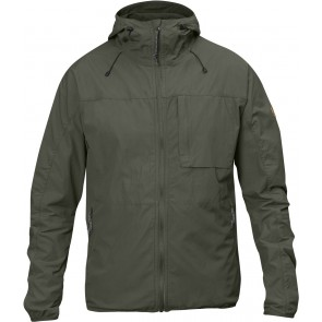 FjallRaven High Coast Wind Jacket Mountain Grey-20
