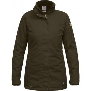 FjallRaven Sormland Padded Jacket W Dark Olive-20