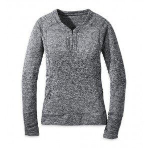 Outdoor Research Women's Melody L/S Shirt Black-20