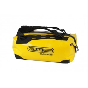 Ortlieb Duffle 40 Liters sun yellow black-20