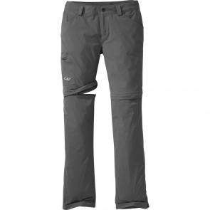 Outdoor Research Women´s Equinox Convert Pants Charcoal-20