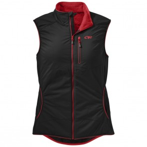 Outdoor Research OR Women's Ascendant Vest black/flame-20