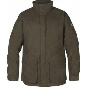 FjallRaven Brenner Pro Padded Jacket Dark Olive-20