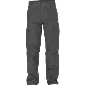 FjallRaven Kids Övik Trousers Dark Grey-20