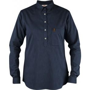 FjallRaven Kiruna Shirt LS W. Navy-20