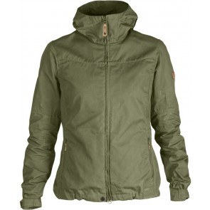 FjallRaven Stina Jacket Green-20