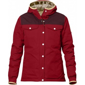 FjallRaven Greenland No.1 Down Jacket W Deep Red-20