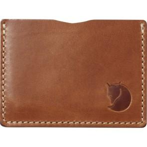 FjallRaven Övik Card Holder Leather Cognac-20