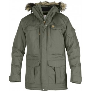 FjallRaven Yupik Parka Mountain Grey-20