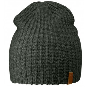 FjallRaven Övik Melange Beanie Mountain Grey-20