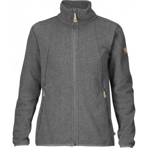FjallRaven Stina Fleece Dark Grey-20