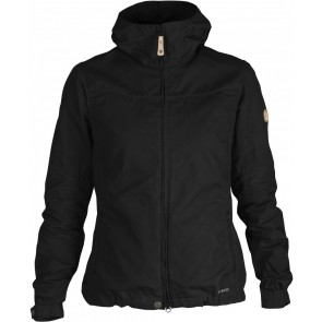 FjallRaven Stina Jacket Black-20