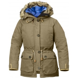 FjallRaven Expedition Down Parka No.1 W Sand-20