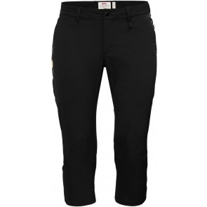 FjallRaven Abisko Capri Trousers W Black-20