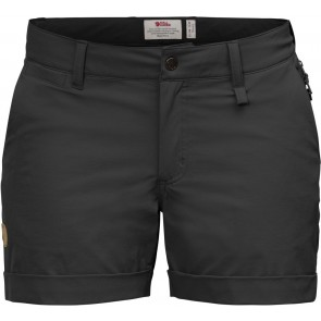FjallRaven Abisko Stretch Shorts W Black-20