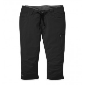 Outdoor Research Women's Ferrosi Capris black-20