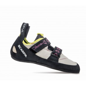Scarpa Velocity Wmn lightgray/yellow-20