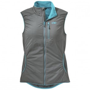 Outdoor Research OR Women's Ascendant Vest pewter/typhoon-20