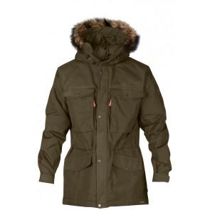 FjallRaven Sarek Winter Jacket Dark Olive-20