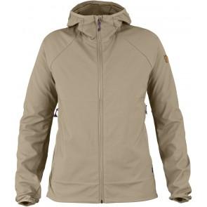 FjallRaven Abisko Hybrid Breeze Jacket W Limestone-20