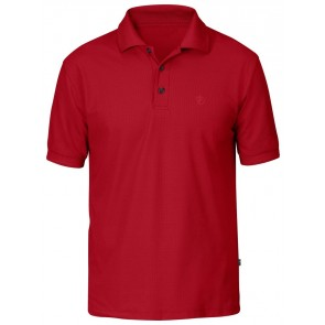 FjallRaven Crowley Pique Shirt Deep Red-20
