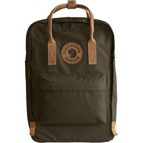 FjallRaven Kanken No. 2 Laptop 15 Dark Olive-20