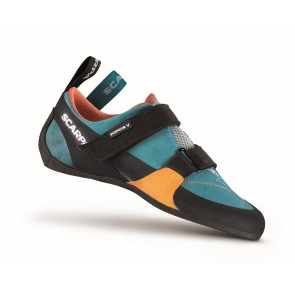 Scarpa Force V Wmn icefall/madarin red-20