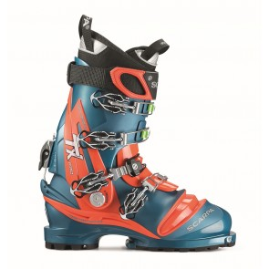 Scarpa Tx Pro Lyons Blue/Red Orange-20