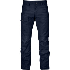 FjallRaven Nils Trousers Dark Navy-20